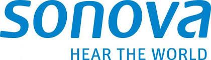 「ソノヴァ ロゴ 補聴器 」の画像検索結果